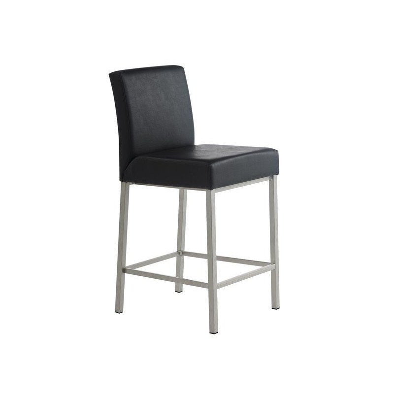 tabouret snack en m tal 65cm moby. Black Bedroom Furniture Sets. Home Design Ideas