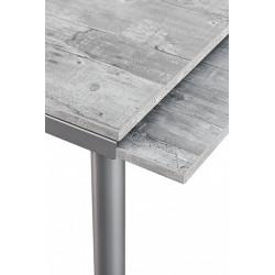 TABLE DE CUISINE EN STRATIFIE AVEC RALLONGES BASIC