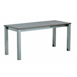 TABLE DE CUISINE EN STRATIFIE AVEC ALLONGE VALENCIA