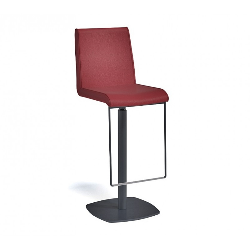 chaise de bar non pivotant 65 cm assise