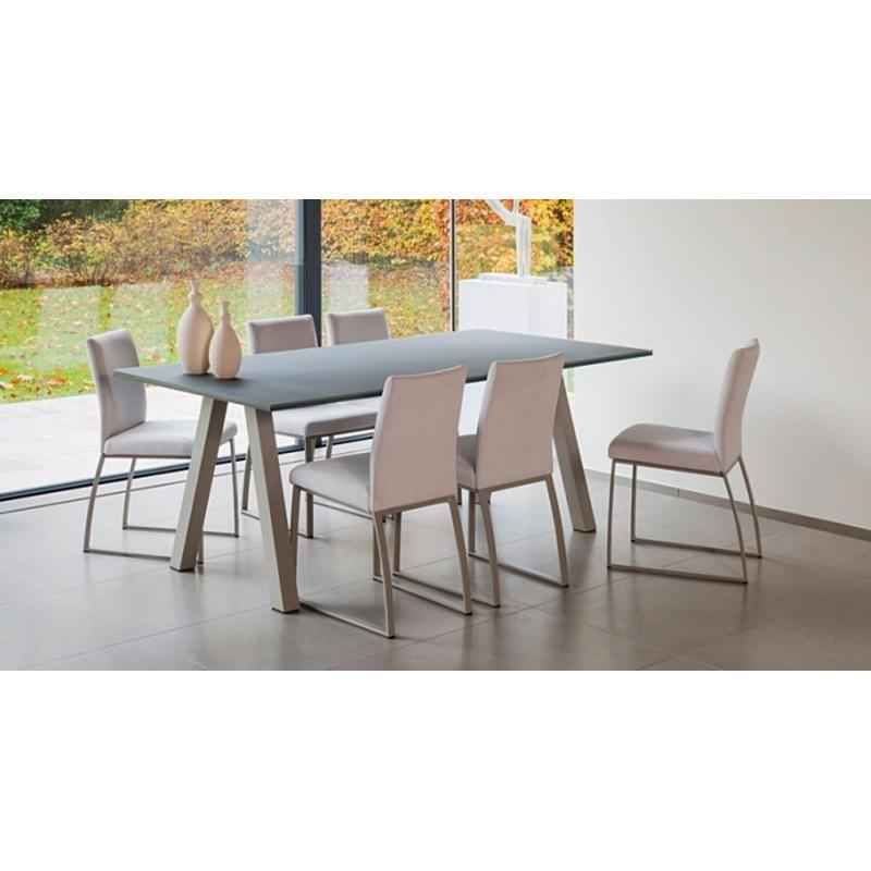 Table Stratifie Rectangulaire Veneto