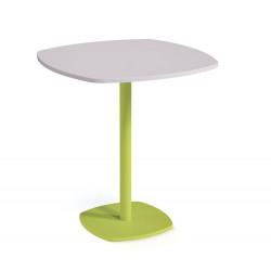 table carré 66ht75 hpl