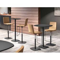 table carré 66ht90 hpl