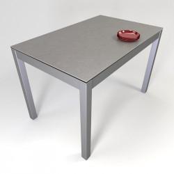 TABLE RECTANGULAIRE CERAMIQUE FIXE LEO