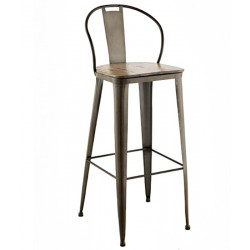 TABOURET DE BAR DESIGN HT 80 KOKO 311