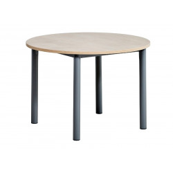 TABLE RONDE LUSTRA HT 90