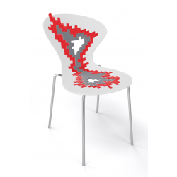 CHAISE DESIGN DE CUISINE BIG BANG