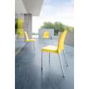CHAISE PEXIGLAS EMPILABLE TULIP 48