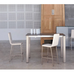 TABLE DEKTON CHAMON