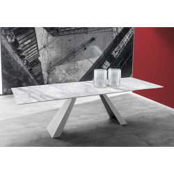 TABLE SLIDE EXTENSIBLE