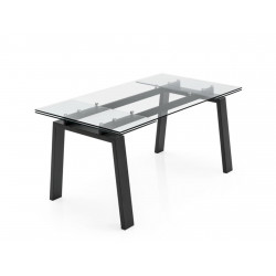 TABLE ZEFFIRO VERRE