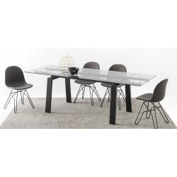 TABLE ZEFFIRO VERRE