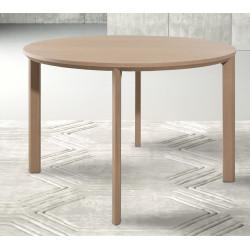 TABLE ROUND CHÊNE