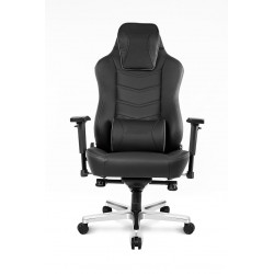 CHAISE AKRACING OFFICE ONYX BLACK