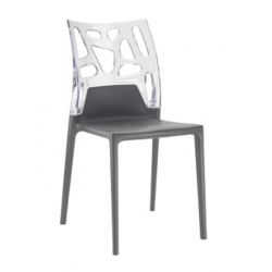 CHAISE EMPILABLE EGO-ROCK