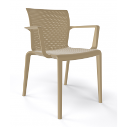 FAUTEUIL EMPILABLE SPYKER