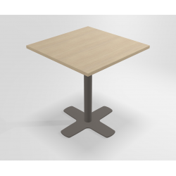 TABLE CARRÉE SPINNER HT 75CM