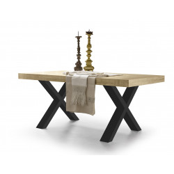TABLE EXTENSIBLE...