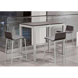TABLE CERAMIQUE LEO HT 105 CM