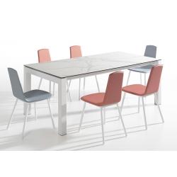 TABLE EN CÉRAMIQUE FIXE FANNY
