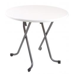 TABLE PLIANTE RONDE BISTROT...