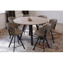 TABLE RONDE VENETO HT 105
