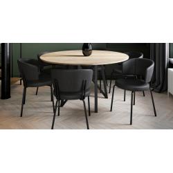 TABLE RONDE DE CUISINE WACKO