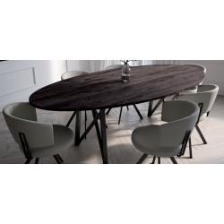 TABLE OVALE WACKO 3.0