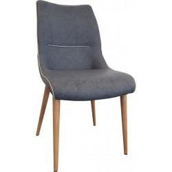 chaise contemporaine vinyle