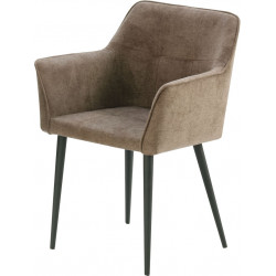 petit fauteuil de salle à manger tango