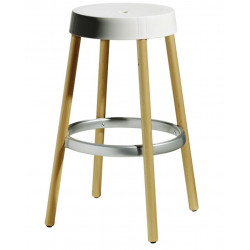 TABOURET DESIGN NATURAL GIM