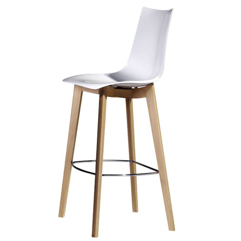 TABOURET DE BAR DESIGN ZEBRA