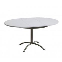 TABLE DE CUISINE STRATIFIE AVEC ALLONGE LASER