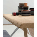 TABLE DESIGN BOIS RECTANGULAIRE