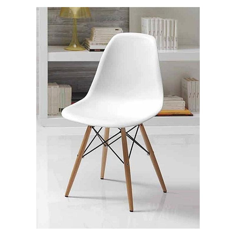 chaise en plexiglas tendance van gogh. Black Bedroom Furniture Sets. Home Design Ideas