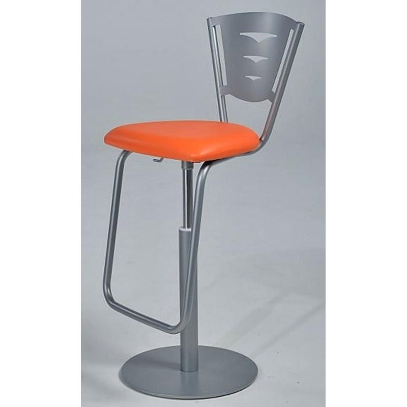 TABOURET DE BAR REGLABLE EMILIE